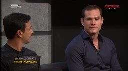 Roger Gracie fala de títulos no jiu-jitsu e duelo contra Marcos Buchecha no Gracie Pro