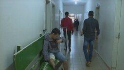 Entram em vigor as novas regras para visitar pacientes no Hospital Regional de Vilhena