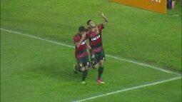 Os gols de Sport 4 x 0 Atlético-GO pela 15ª rodada do Campeonato Brasileiro
