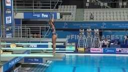 Tem atleta brasileiro se despedindo do Mundial de Esportes Aquáticos