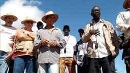 Produtores rurais do Norte de Minas recebem visita de pesquisadores africanos