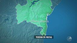 Dois homens são mortos durante briga de bar em Teixeira de Freitas