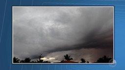 Confira a previsão do tempo desta segunda-feira (24); veja também as fotos do amanhecer