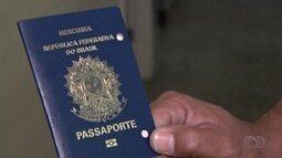 Passaportes ainda não têm prazo para serem emitidos em Goiás