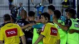 O gol de ABC 1 x 0 Brasil-RS pela 17ª rodada da Série B do Brasileirão