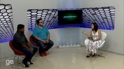 Resenha do GE: Índio fala sobre início da carreira, temporada e futuro no futebol