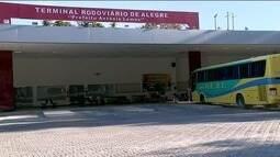 Usuários reclamam de situação da rodoviária de Alegre, no Sul do ES