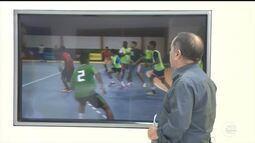 Handebol piauiense se prepara para Copa Nordeste que inicia na próxima semana em Teresina