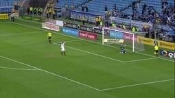 Grêmio avançou na Copa do Brasil de 2016 contra o Atlético-PR