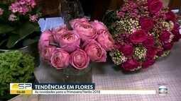Confira as novidades em flores que serão tendências para a primavera/verão 2018