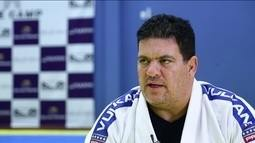 Kyra Gracie entrevista Rigan Machado, professor de jiu-jitsu das estrelas de Hollywood