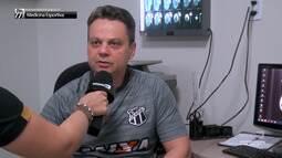 Vozão TV - Bate-papo com o Henrique Bastos, médico do Ceará