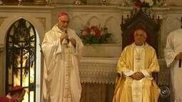 Dia da Padroeira de Jundiaí é comemorado com missa na catedral