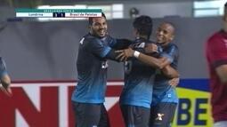 Os gols de Londrina 4 x 1 Brasil-RS pela 21ª rodada da Série B do Brasileiro