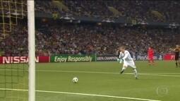 Gols contra roubam a cena no futebol europeu