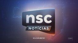 Confira a íntegra do primeiro NSC Notícias