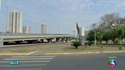 Obra para corrigir viaduto em Cuiabá vai custar mais de R$ 6 milhões