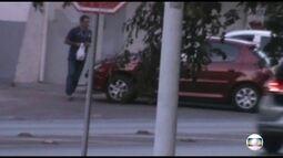 Imagens exclusivas mostram o tráfico de drogas na Asa Norte
