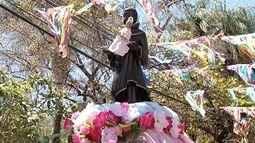Desfile do Reinado de São Benedito marca segundo dia das Festas de Agosto em Montes Claros