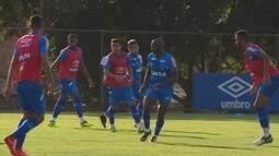 Com Sassá no ataque, Mano escala reservas do Cruzeiro contra o Sport