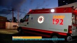 Socorristas do Samu Natal dizem ser ameaçados por bandidos