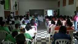 Seminário em Coruripe alerta para o descarte correto de embalegens de agrotóxicos