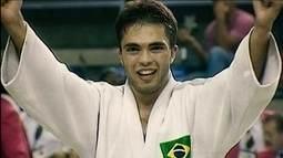 Medalha de ouro histórica de Rogério Sampaio completa 25 anos