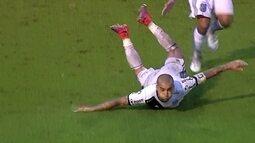 Os gols de Ponte Preta 2 x 1 Botafogo pela 21ª rodada do Brasileirão 2017