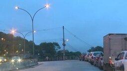 Arrastão na Grajaú-Jacarepaguá assusta motoristas