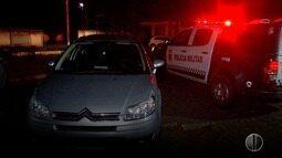 Em Natal, homem tem carro roubado e filho é levado como refém