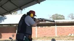Balsas (MA) foi à sede de uma competição de tiro esportivo