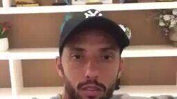 Nenê se desculpa com vascaínos por comentário em perfil de torcedor do Espanyol