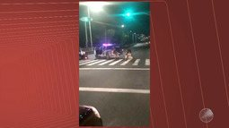 Perseguiçào: suspeito e PMs trocam tiro em plena Avenida Paralela, em Salvador