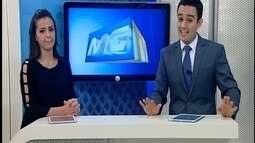 MGTV 1ª Edição Divinópolis e Araxá : Programa de quarta-feira 23/08/2017 - na íntegra