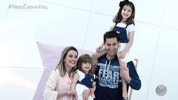 Pedro Leonardo dá dicas para os pais arrasarem na hora de registrar momentos dos filhos