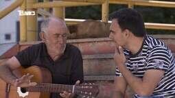 Tô Indo desembarca em Coromandel e Mário conhece o cantor 'Gaiado'