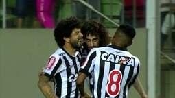 O gol de Atlético-MG 1 x 0 Paraná pela Semifinal da Primeira Liga