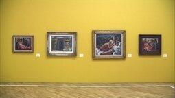 Pinacoteca de SP exibe mostra em homenagem aos 120 anos do nascimento de Di Cavalcanti