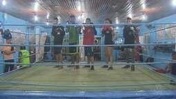 5 pugilistas do projeto Nelson dos Anjos vão disputar o Campeonato Brasileiro de Boxe