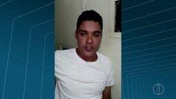 Homem grava vídeo dirigindo ambulância roubada em Campos, no RJ