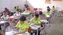 Situação precária prejudica ensino na Escola Elza Luiza Estevez, em Várzea Grande