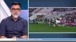 """Ricardo Rocha contesta Jô em gol irregular: """"Esticou a mão, sabe que não vai pegar bola"""""""