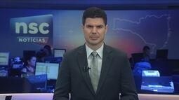 Confira os destaques do NSC Notícias desta segunda-feira(18)