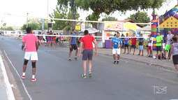 Grupo de professores em Balsas incentiva prática de atividades físicas