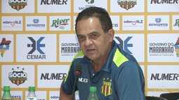 Sampaio Corrêa inicia preparação para jogo da volta contra Volta Redonda