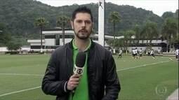 Renato Cury fala da preparação do Santos para a decisão na Libertadores; Casão comenta