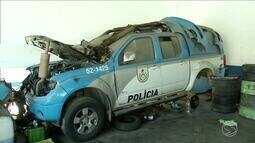 CDL de Três Rios, RJ, está consertando carros da Polícia Militar