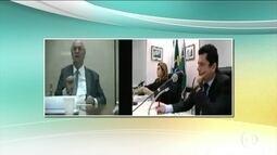 Roberto Teixeira é interrogado pelo juiz Sérgio Moro