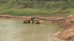 Reservatório de água seca em cidade no interior do Acre e compromete abastecimento