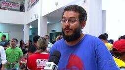 Justiça determina desocupação de câmara de vereadores por professores em greve de Palmas